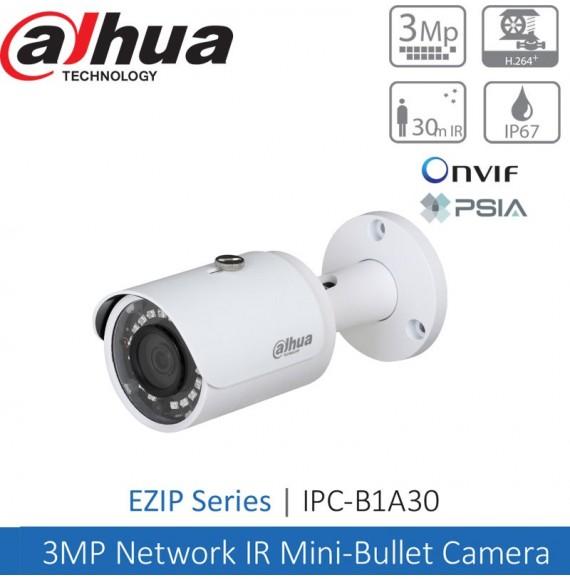 Caméra IP étanche 3MP Dahua IPC-B1A30P